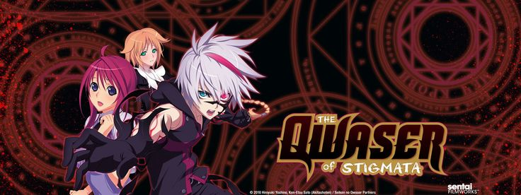 THE QWASER OF STIGMATA: When Mafuyu and her sister rescue a wounded man, they have no idea what they're getting into. Alexander Nikolaevith Hell is an Iron Qwaser, one of many super-warriors who use the elements as weapons. Unfortunately, Alexander's presence puts her friends and family amid a battle for the fate of mankind! What's worse, the nursing Mafuyu's already given Alexander isn't the only kind he needs!
