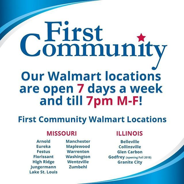 Did You Know Our Walmart Locations Are Open 7 Days A Week And With