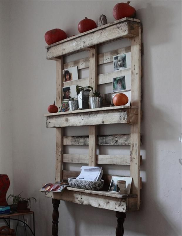 Amazing Uses For Old Pallets – 38 Pics