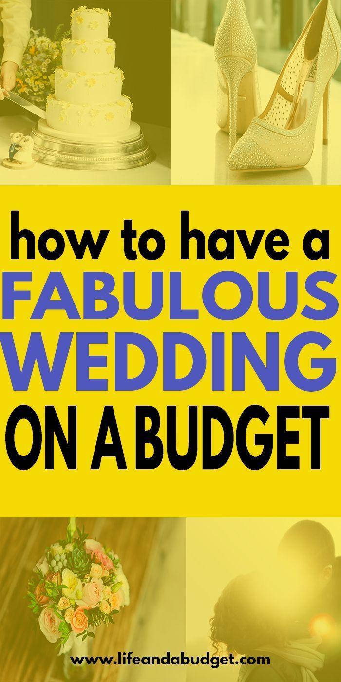 38 best budget wedding images on pinterest wedding budget