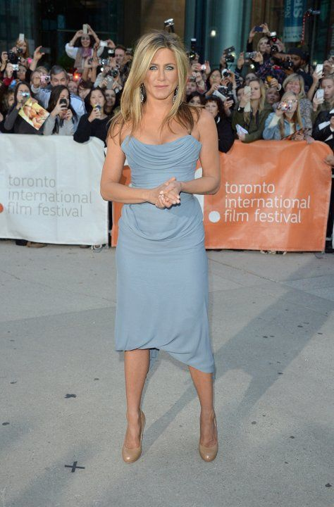 "Jennifer AnistonJennifer Aniston ditched her signature little black dress for the premiere of ""Life Of Crime"" on Saturday, Sept. 14, opting ..."