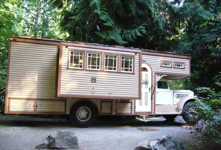 859 Best Images About Homes On Wheels On Pinterest