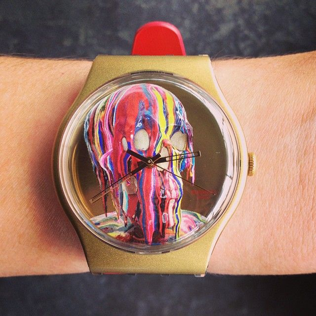#Swatch: Swatch Watches, Swatch Reborn, Swatch Fanat, Swatch Art, Robots Vs Unicorns Felicia