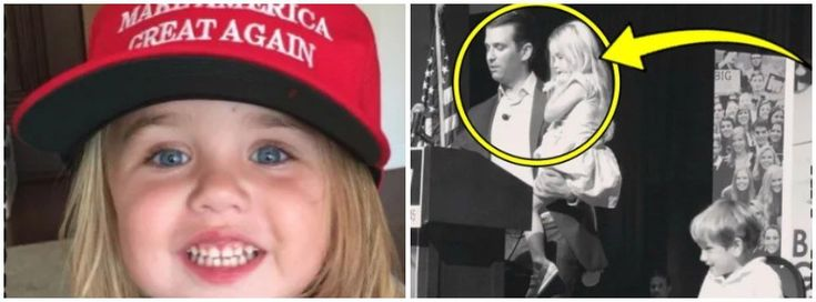 Donald Trump Jr Asks 'Baby Chloe' If She Likes Santa Or Grandpa More, Crowd Goes Wild Over Answer
