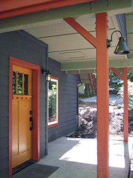 Mountain Cabin Exterior - modern - exterior - san francisco - Story & Space - Interior Design and Color Guidance