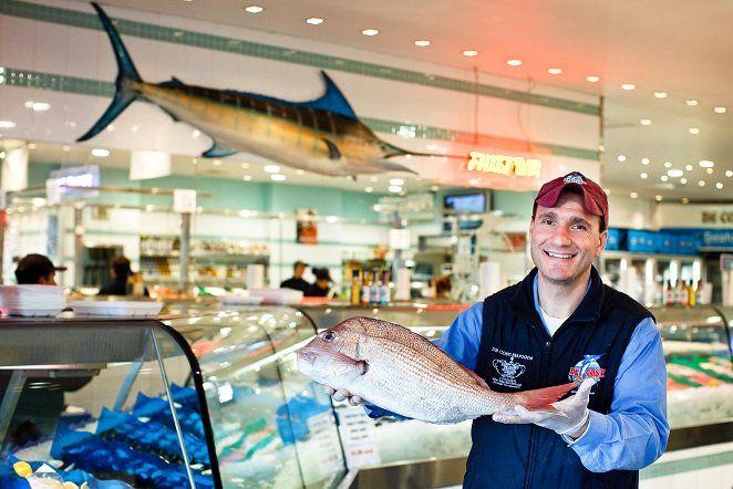 En nuestro blog te hablamos del Sidney Fish Market: el mercado de pescado mas grande del sur