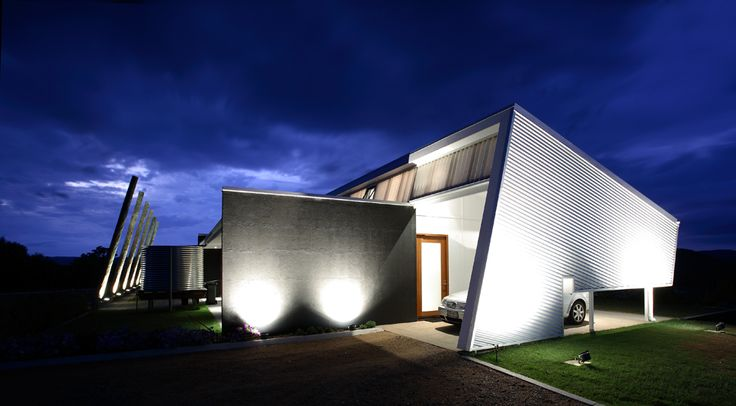 Ballandean House, Ballandean by Arkhefield. Photography: Scott Burrows