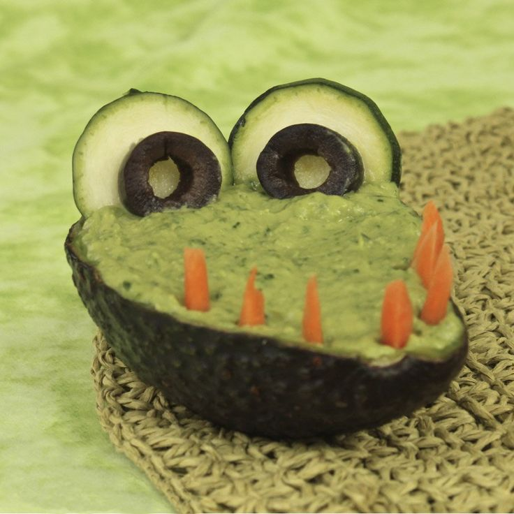 Crocamole...how cute!