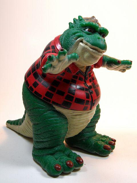 Dinosaurs TV Series | Dinosaurs (TV series) - Earl Sneed Sinclair - 3 | Flickr - Photo ...