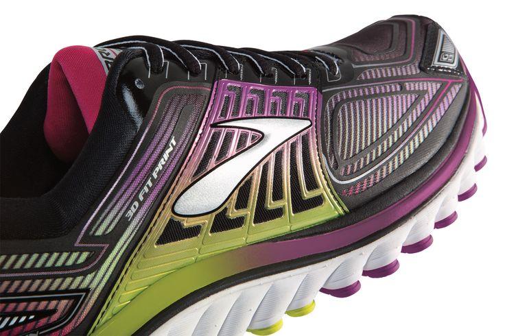 Brooks Women's Glycerin 13 Neutral Running Shoe Fleet
