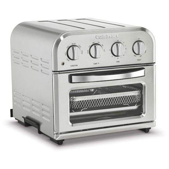 Cuisinart Compact Airfryer Toaster Oven Williams Sonoma In 2020 Toaster Oven Toaster Toaster Oven Walmart