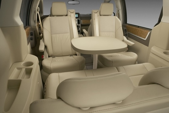 Life of the Party - Chrysler Town & Country