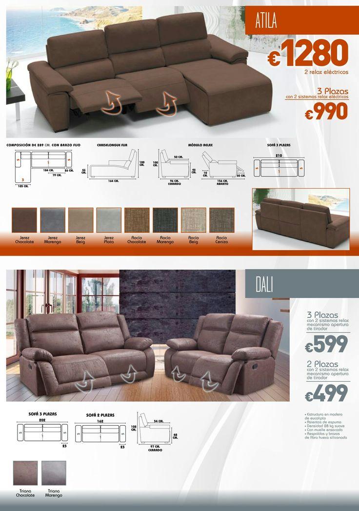 1000 ideas about ofertas de sofas on pinterest capas de - Sofas de descanso ...