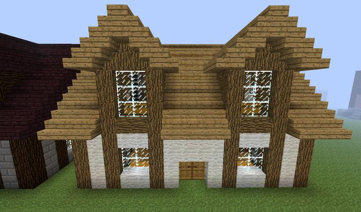 [TUTORIAL] Simple Medieval Cottage - Survival Mode - Minecraft Discussion - Minecraft Forum - Minecraft Forum                                                                                                                                                                                 More
