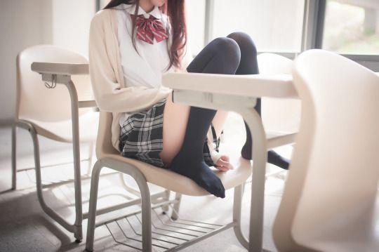 制服 seifuku - school girls : Photo