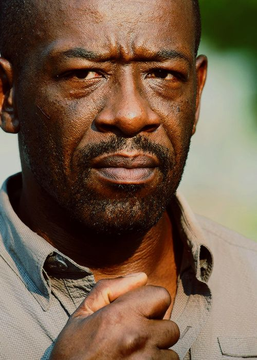 """All life is precious. And that idea- that idea it changed me, it brought me back and it keeps me living."" Morgan Jones 6x07 'Heads Up'"