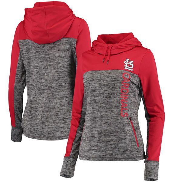 985b5b94 St. Louis Cardinals G-III 4Her by Carl Banks Women's Sideline ...