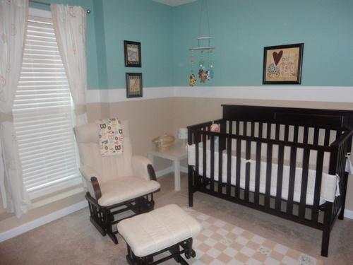 Baby Room Themes Neutral Nursery Ideas