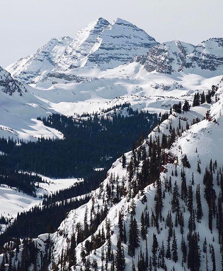 Aspen, Colorado Originally a summer hunting camp for the