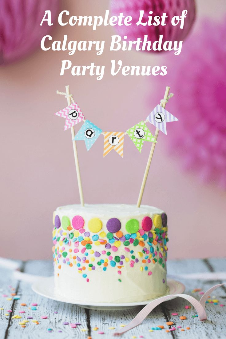 A list of Calgary Birthday Party Venues complete with party info (where available) and links to each venue so you can choose your party and book easily!