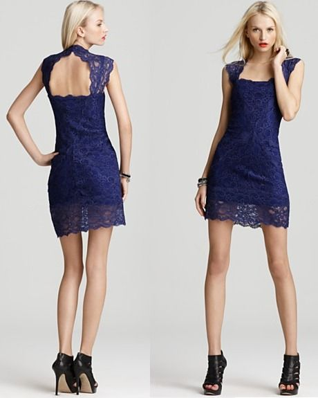 Nicole Miller Lace Dress: outfit for my aunts wedding!! Can't wait to wear