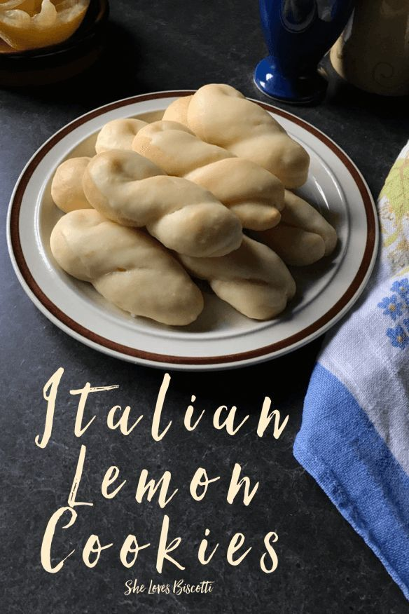 Another Simple Italian Lemon Cookie Recipe provides you with a soft and cake-like cookie with the perfect burst of lemon flavor. Perfect for your cookie and holiday platters. ��� Click thru to see and read how easy it is to make and get ready to WOW yo