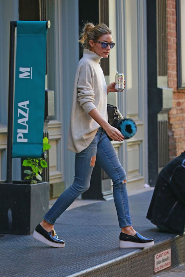 25 Best Celebrity Street Styles Ideas On Pinterest Celebrity Street Fashion Teen Vogue