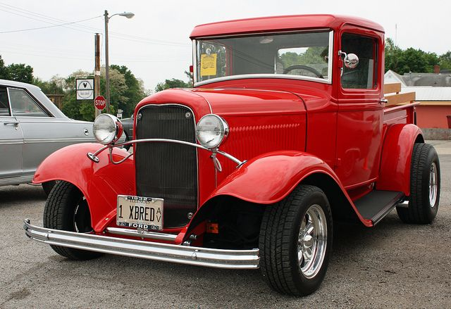 1932 Ford Model B Pickup Truck Hot Rod