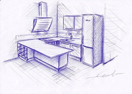 Барная стойка на кухне своими руками