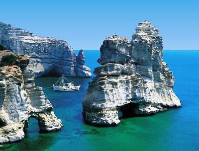 Beautiful Greece: The island Corfu