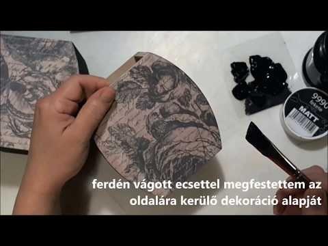 Dobozszett vaspasztával - 2. rész - YouTube