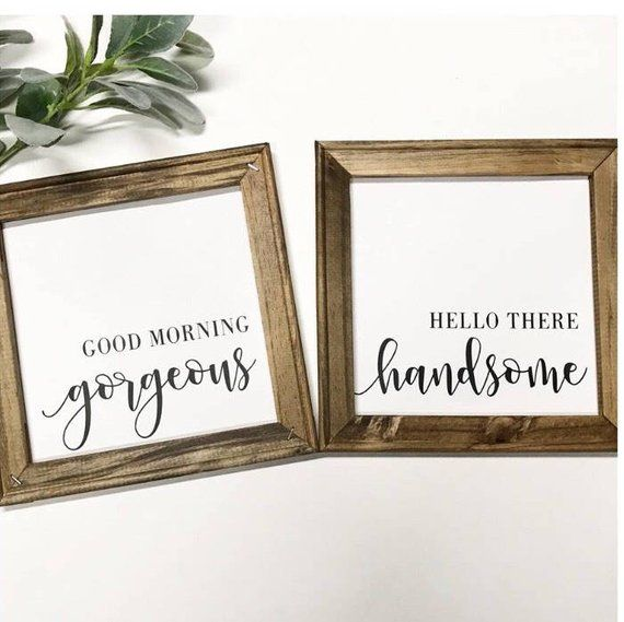 Bedroom Bathroom Signs For Him And Her With Images French Country Decorating French Country Bathroom Country Decor