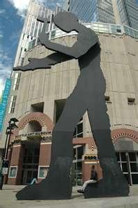 Seattle Art Museum - SAM - Seattle, Washington.