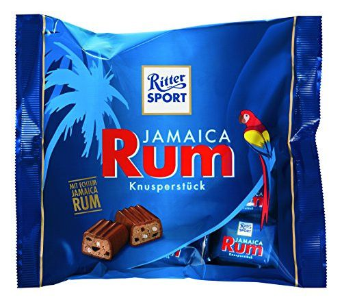 Now available on our store: Ritter Sport Jama... Check it out here! http://www.parthenonfoods.com/products/ritter-sport-jamaica-rum-knusperstuck-200g?utm_campaign=social_autopilot&utm_source=pin&utm_medium=pin