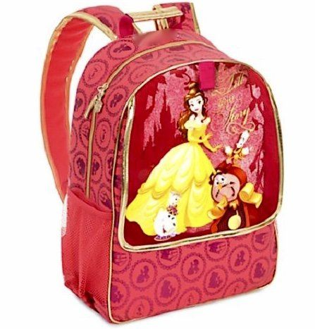 Disney Princess Belle Backpack 16 >>> This is an Amazon Affiliate link. Details can be found by clicking on the image.