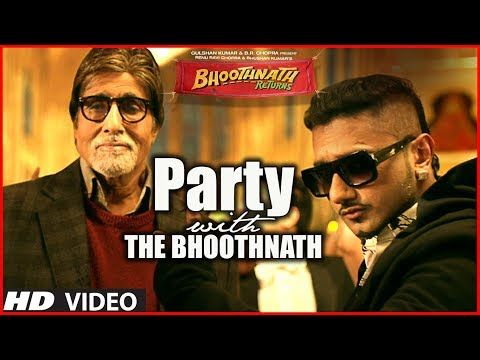 Party With The Bhoothnath Song (Official) | Bhoothnath Returns | Amitabh Bachchan, Yo Yo Honey Singh
