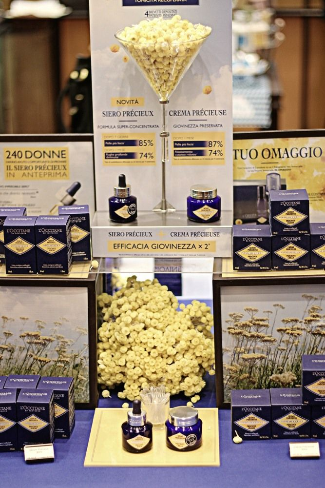 L Occitane Immortelle