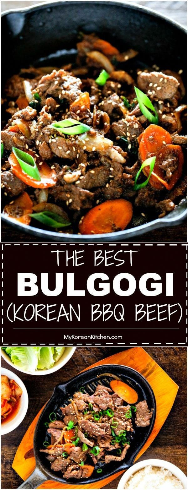 Bulgogi recipe (with the best cooking tips!) # ...