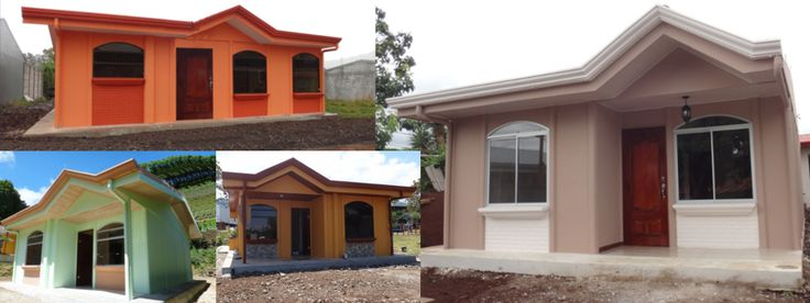 Casas prefabricadas, variedad de diseños para toda Costa Rica. La fábrica de prefabricados INPREFA ofrece tapias, aulas, oficinas y bodegas. Tel. 2573 6767