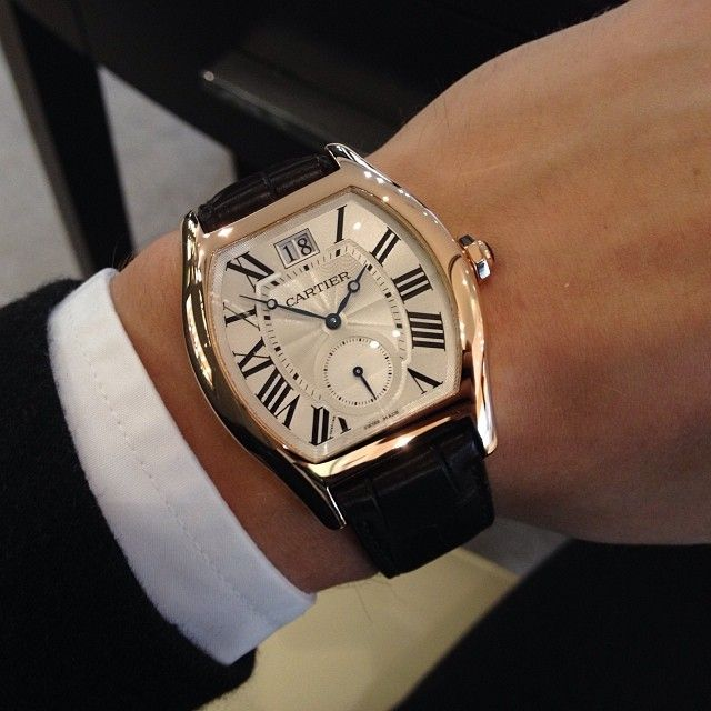 The Cartier Tortue Is Quite Cool And Quirky Beautifully Decorated