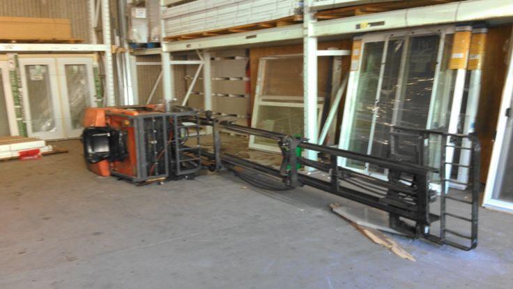 55 Best Forklift Images On Pinterest Magazine Storage