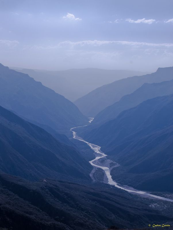 Chicamocha Canyon by Carlos Oswaldo Cortés P. on 500px