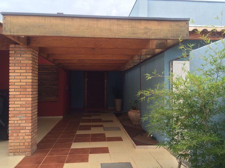 Fachada da Casa dos Padres do Liceu de Campinas