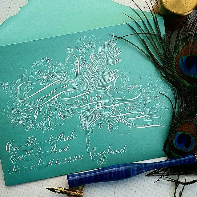 Best calligraphies abecedaires plumes images on