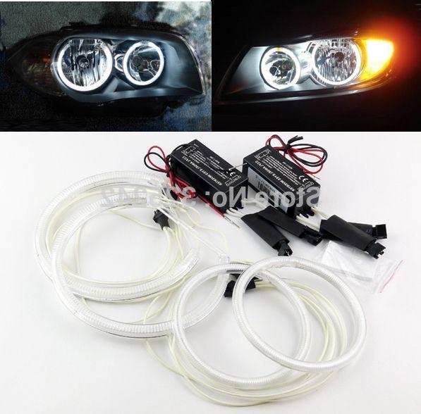 32.68$  Watch now - https://alitems.com/g/1e8d114494b01f4c715516525dc3e8/?i=5&ulp=https%3A%2F%2Fwww.aliexpress.com%2Fitem%2FFor-BMW-E87-E88-1-Series-2004-2011-Excellent-Ultra-bright-headlight-illumination-CCFL-Angel-Eyes%2F1994260176.html - For BMW E87 E88 1 Series 2004-2011 Excellent Ultra bright headlight illumination CCFL Angel Eyes kit Halo Ring angel eyes