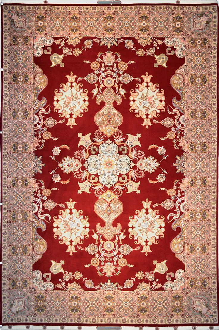 Tabriz Wool Persian Rug Exclusive Collection Of Rugs And Tableau Treasure Gallery