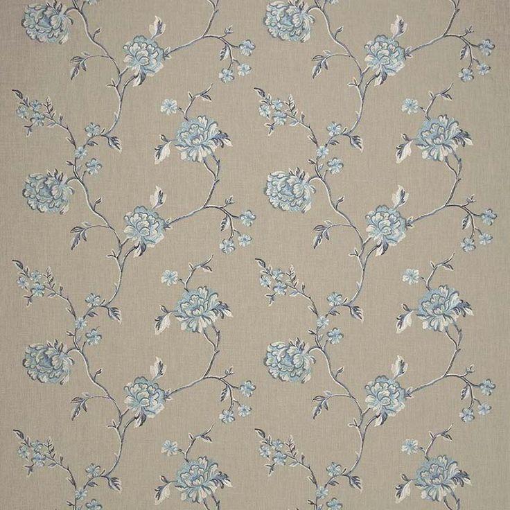 Warwick Fabrics : WINFIELD, Colour SKY