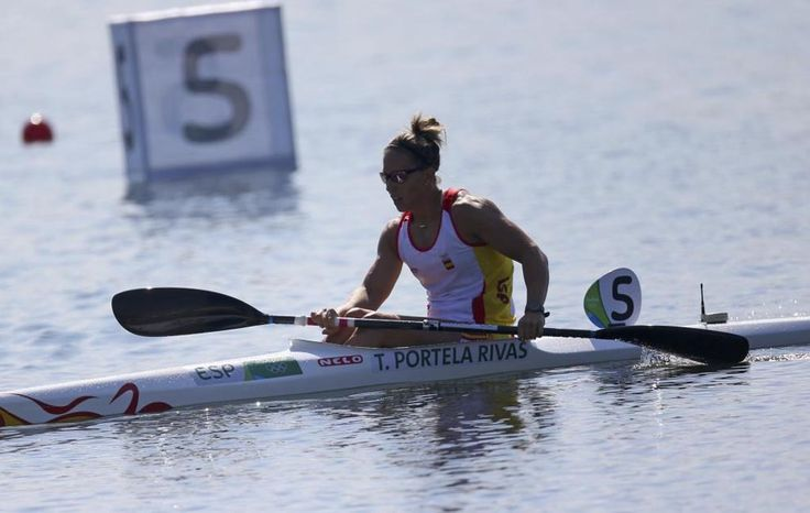 Juegos Olímpicos Río 2016: Teresa Portela   Como mejor piragüista femenina repite un año más Teresa Portela,  el sexto puesto en la final olímpica del K1 200 en sus quintos JJOO le hace merecedora de este galardón en esta temporada.