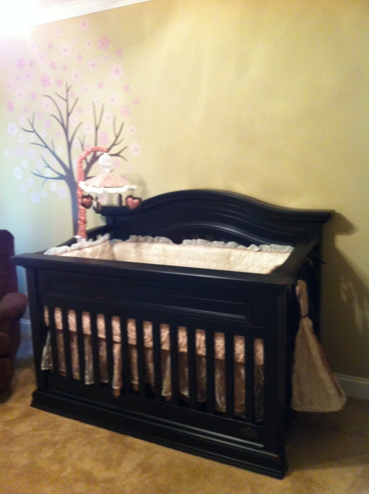 Bonavita Sheffield Collection Distressed Black Our Nursery Furniture Stuff For Kayla