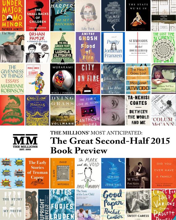 118 best great books and lists images on pinterest book lists if you like to read weve got some news for you the second half of 2015 is straight up stunningly chock full of amazing books proclaims the online fandeluxe Images